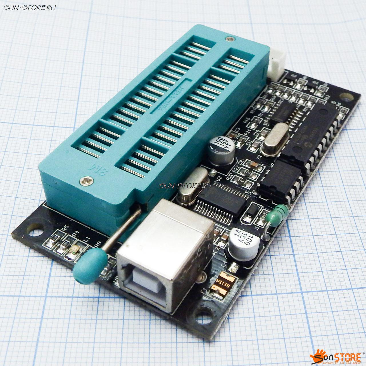 Программатор для контроллера своими руками