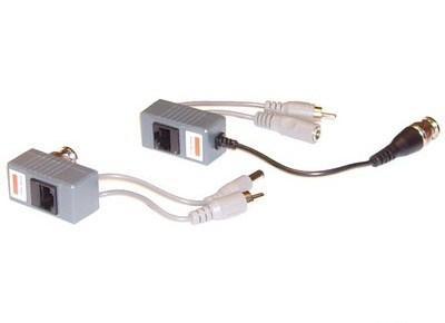 Разъем Falcon Eye  питания DC (папа) для питания видеокамер 2 пина.