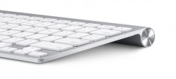 Клавиатура Apple Wireless Keyboard [MC184RS/A , MC184RS/B) ,беспроводная тонкая