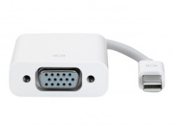 Адаптер-переходник Apple Mini DisplayPort to VGA adapter (MB572Z/B)