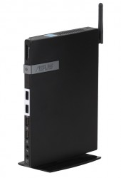 Мини-компьютер ASUS Eee Box EB1035 (1B) (Black) <Celeron 847, DDR3*2G, HDD*320G, GBLan + WiFi 'N', DOS, Retail>