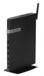 Мини-компьютер ASUS Eee Box EB1030 (1B) (Black) <Atom D2550, DDR3*2G, HDD*320G, GBLan + WiFi 'N', DOS, Retail>