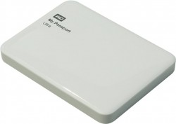 "Внешний жесткий диск 1Tb WD WDBDDE0010BWT-EEUE My Passport Ultra White 2.5"" USB 3.0"