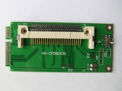Адаптер CF - Mini-PCI Express, левый (Asus, EeePC)