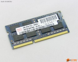 Память SO-DIMM DDR3 4096 Mb (pc-10600) 1333MHz Hynix Original