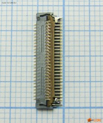 ZIF Коннектор - KYOCERA - 04 6285 051 000 883+ - CONNECTOR, FPC, ZIF, 0.3MM, 51WAY