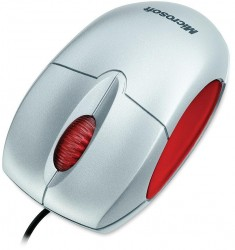 (M20-00020) Мышь Microsoft Notebook Optical Mouse USB Retail