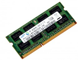 Память SO-DIMM DDR3 4Gb (pc-10600) 1333MHz Samsung Original