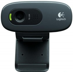 Камера интернет (960-000636) Logitech HD WebCam C270