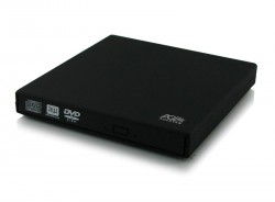 "Мобил рек AgeStar SUB5SO2 usb2.0 to 5.25""For Slim DVD-ROM SATA пластик"