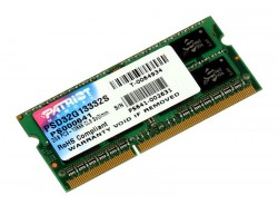 Память SO-DIMM DDR3 2048 Mb (pc-10660) 1333MHz Patriot