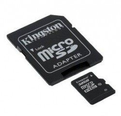 Карта памяти MicroSDHC 32GB Kingston Class10 (SDC10/32GB)