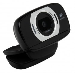 Камера интернет (960-000737) Logitech HD WebCam C615