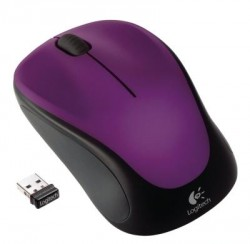 Мышь (910-002424) Logitech Wireless Mouse M235 Vivid Violet