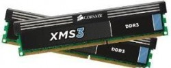 Память DDR3 16Gb (pc-12800) 2x8Gb Corsair XMS (CMX16GX3M2A1600C11)