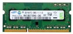 Память SO-DIMM DDR3 2048 Mb (pc-12800) 1600MHz Samsung Original