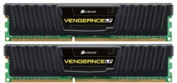 Память DDR3 16Gb (pc-12800) 2x8Gb Corsair Vengeance™ Low Profile (CML16GX3M2A1600C10)