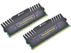 Память DDR3 16Gb (pc-12800) 2x8Gb Corsair Vengeance™ (CMZ16GX3M2A1600C10)