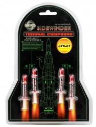 Термопаста Evercool  SIDEWINDER [STC-01]. Grey. 1g x 4