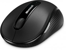 (4DH-00002) Мышь Microsoft Wireless Mobile Mouse 4000 USB Graphite Retail