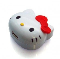 Внешний накопитель 16GB USB Drive <USB 2.0> ICONIK HELLO KITTY Face