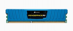 Память DDR3 16Gb (pc-12800) 2x8Gb Corsair Vengeance™ Low Profile (CML16GX3M2A1600C10B)