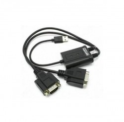 Контроллер ST-Lab U700 USB to 2 COM port    Retail