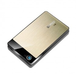 "Внешний жесткий диск 1Tb Silicon Power A50 SP010TBPHDA50S2G Gold 2.5"" USB 2.0 <Retail>"