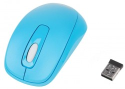 (2CF-00030)  Мышь Microsoft Wireless Mobile Mouse  1000 Mac/Win USB  Cyan Blue