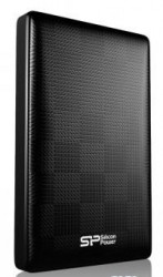 "Внешний жесткий диск 1Tb Silicon Power D03 SP010TBPHDD03S3K Black 2.5"" USB 3.0 <Retail>"