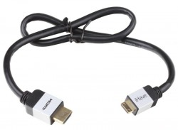 Кабель Belsis\iHave  BF1010  HDMI A вилка - HDMI C (mini HDMI) вилка; High Speed W/E; 0.5 метра; Gold