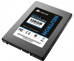 "Твердотельный накопитель SSD 2.5"" 128 Gb Corsair SATA 3 Neutron Series (CSSD-N128GB3-BK)"