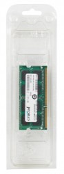 Память SO-DIMM DDR3 4Gb (pc-10600) 1333MHz Crucial (CT51264BF1339)