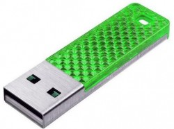 Внешний накопитель 32GB USB Drive <USB 2.0> SanDisk Cruzer Facet Electric Green