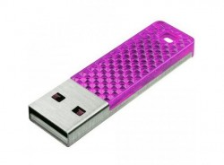 Внешний накопитель 32GB USB Drive <USB 2.0> SanDisk Cruzer Facet Electric Pink