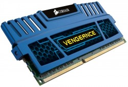 Память DDR3 16Gb (pc-12800) 2x8Gb Corsair Vengeance™ (CMZ16GX3M2A1600C10B)