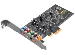 Звуковая карта S.B.Creative  AUDIGY FX (SB1570) PCI-eX Retail