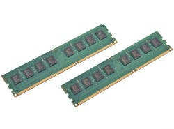 Память DDR3 16Gb (pc-10600) 1333MHz Crucial. 2x8Gb. (CT2KIT102464BA1339)