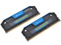 Память DDR3 16Gb (pc-12800) 2x8Gb Corsair Vengeance™ Pro (CMY16GX3M2A1600C9B)
