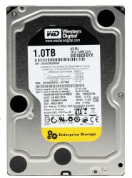 Жесткий диск 1Tb Western Digital WD1003FBYX RE4. SATA II <7200rpm. 64Mb>