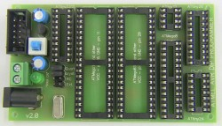 Serial Communication Using ATMega128L - Stack