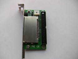 Адаптер 40 Pin CF в IDE (Compact Flash Card Adapter Bootable)