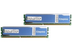 Память DDR3 16Gb (pc-12800) 1600MHz Kingston HyperX Blu. Kit of 2 <Retail> (KHX1600C10D3B1K2/16G)