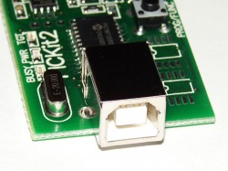 PICkit-2 lite - Студенческий USB программатор PIC микроконтроллеров.